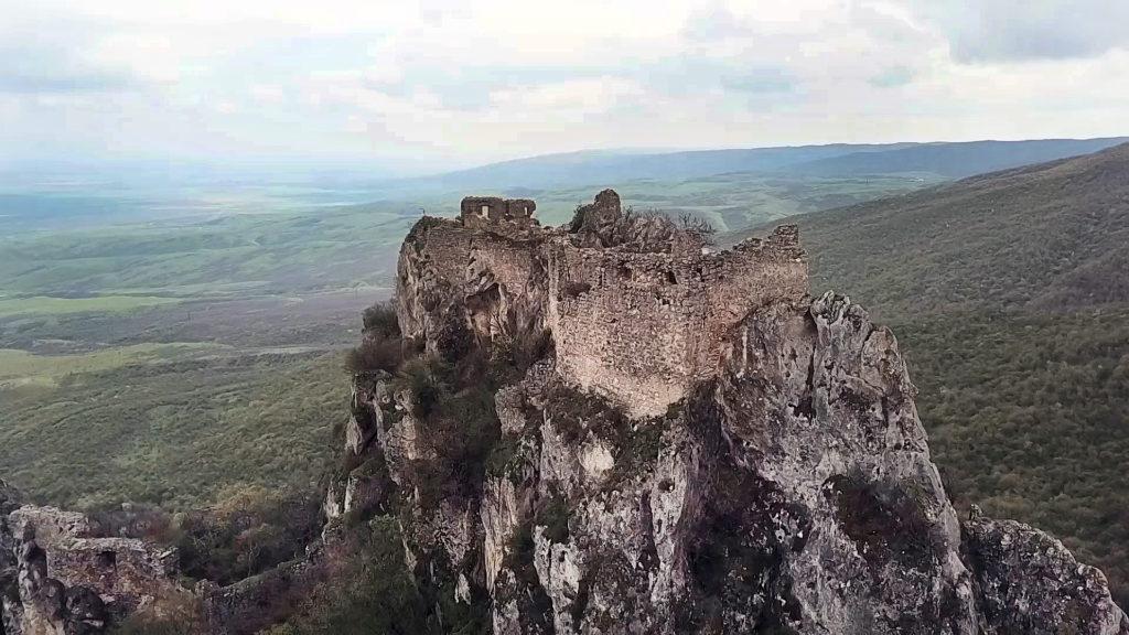 ВНЕ ЗОНЫ «Малоизвестные Крепости Грузии»