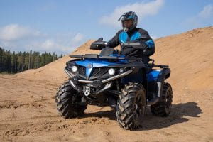 CFMoto Квадроцикл  X6 EPS