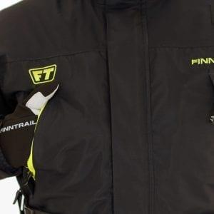 Finntrail Куртка  Mudway 2000 Graphite (M)