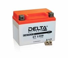 Delta CT 1209 аккумулятор для квадроцикла