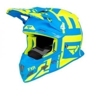 fxr clutch evo blue hivis