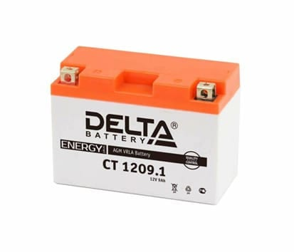 Delta CT 1209.1 аккумулятор для квадроцикла