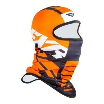 FXR Балаклава  Boost, унисекс (Orange/Black, OS)