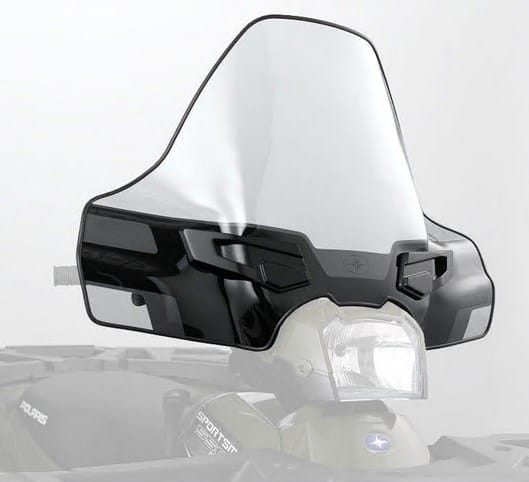 Стекло ветровое Sportsman / K-WINDSHIELD ATV TALL CLEAR  2880539-409