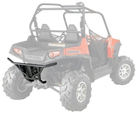 Бампер задний RZR 570 / TXC STEEL REAR BUMPER