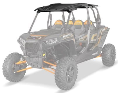 Крыша RZR4 / K-ROOF POLY RZN4