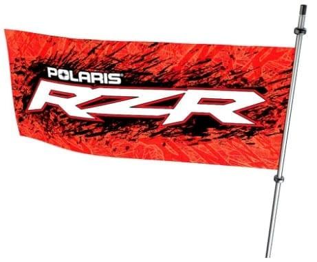 Флаг RZR / K-WHPFLG 1PC RZN 2881468