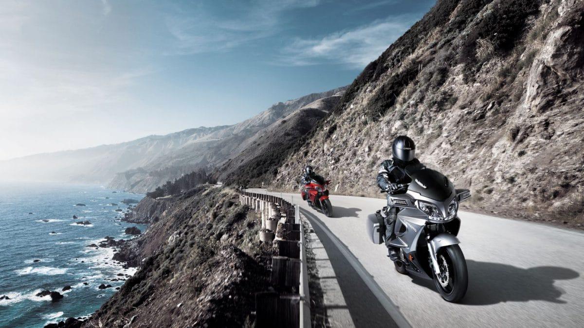 Большое путешествие на мотоцикле CFMOTO 650 TK