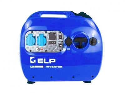Генератор (синий) 2,5 кВт с кнопкой LH2500-BLUE