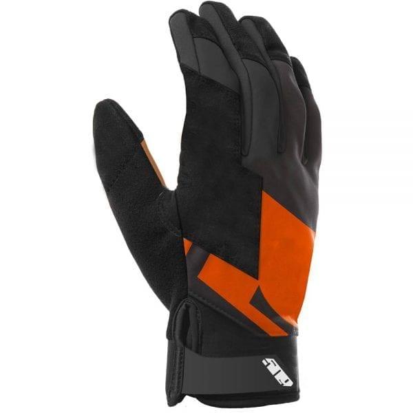 509 Перчатки  Factor Orange (2019) F07000300-130-401