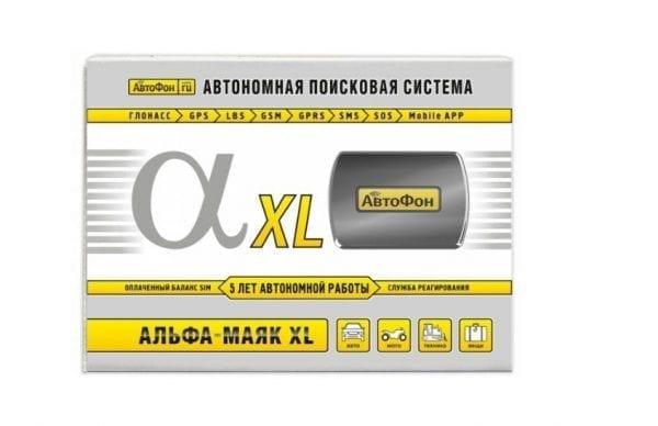 Автофон Альфа-Маяк XL (Охранно-поисковое GSM-устройство)