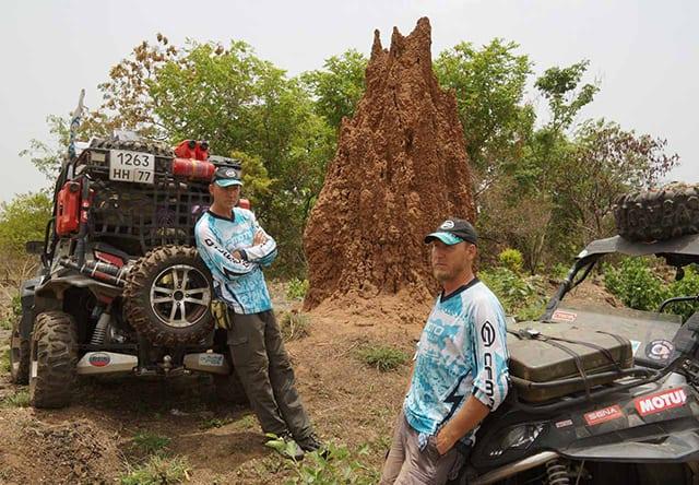 Впечатления участников после экспедиции «Вглубь Африки»
