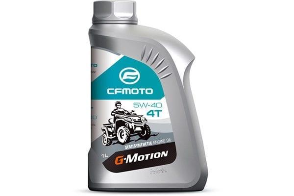 G-Motion 5W-40 4T (1л) полусинтетическое масло