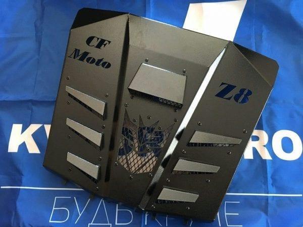 CFMoto Ком-т выноса радиатора  Z8 Kvadro Pro