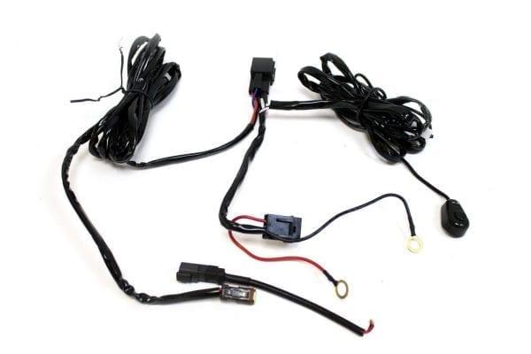 Комплект для подключения доп.света ATVSTAR E2137