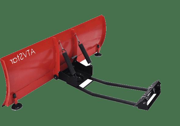 ATVSTAR отвал для кв адроцикла 125 см