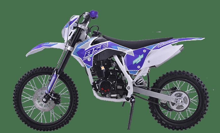 Кроссовый мотоцикл BSE Z1 2