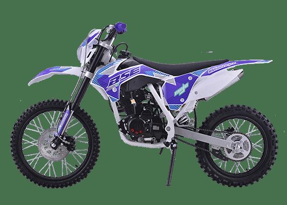 Кроссовый мотоцикл BSE Z1 150 19/16