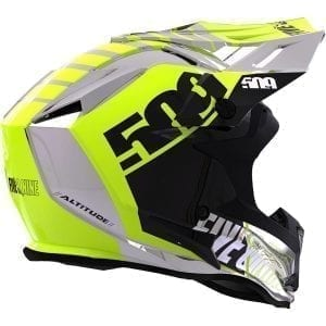 509  Шлем  Altitude Fidlock Chromium Hi-Vis