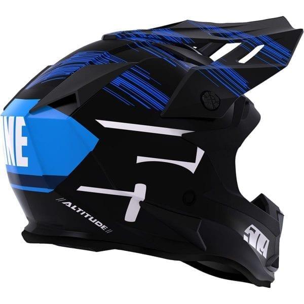 509  Шлем  Altitude Fidlock Particle Blue