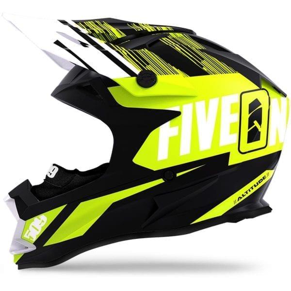 509  Шлем  Altitude Fidlock Particle Hi-Vis