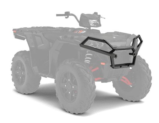 Бампер передний XP 1000 / K-BPR FR DLX SMF 2882020