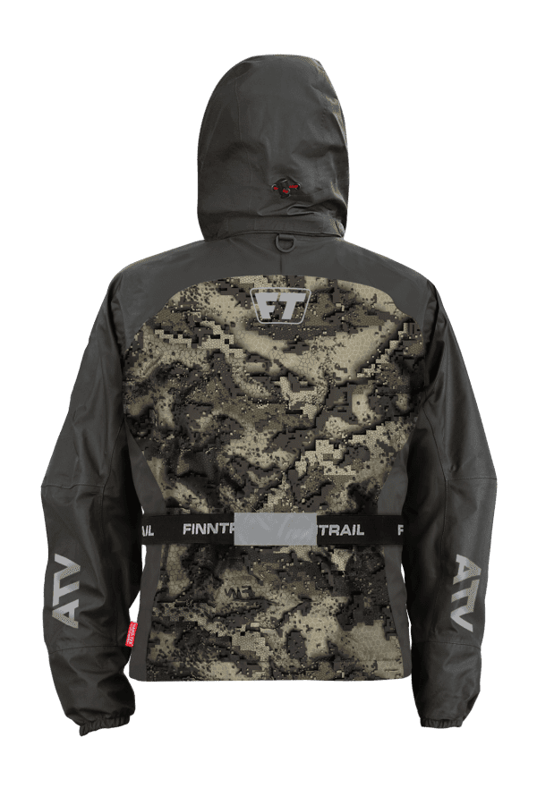Finntrail Куртка  Mudway 2000 CamoBear