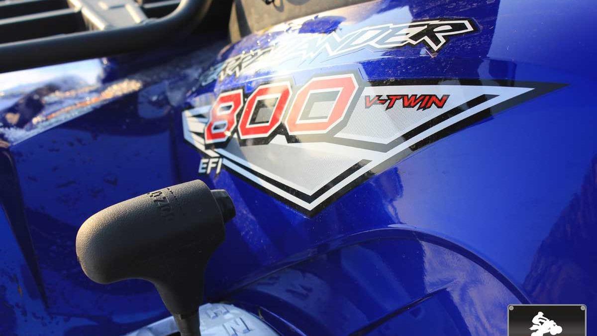 Б/у квадроцикл CFMOTO CF500A за 170 000 рублей!