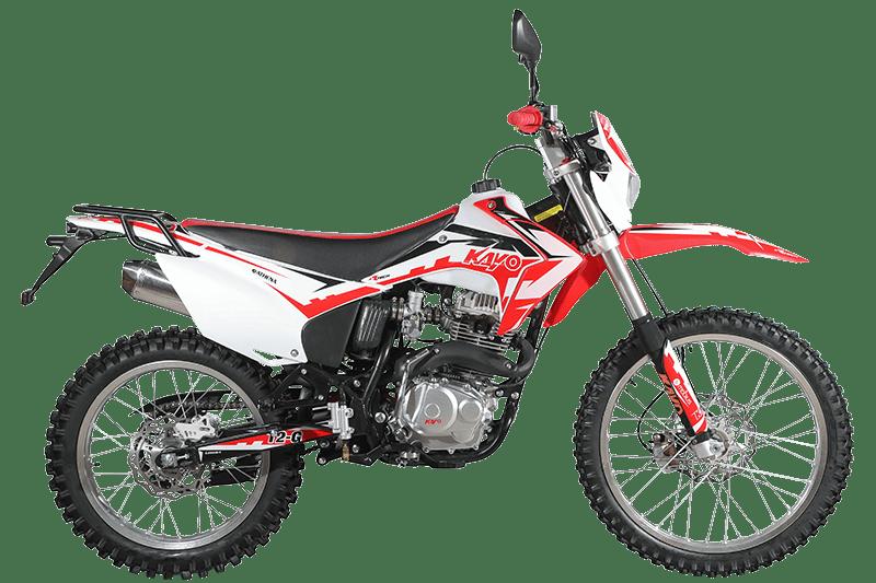 Мотоцикл KAYO T2-G 250 ENDURO (2019 г.)
