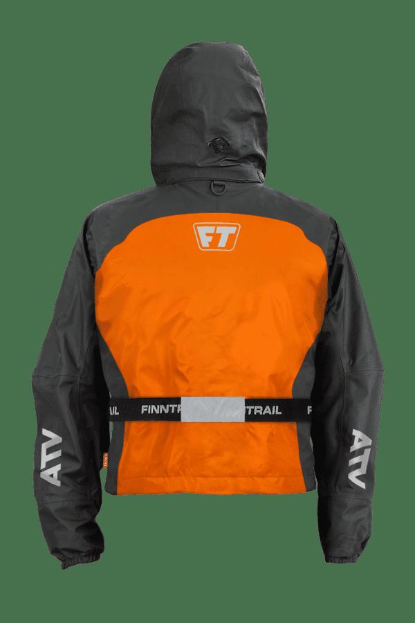 finntrail mudrider orange