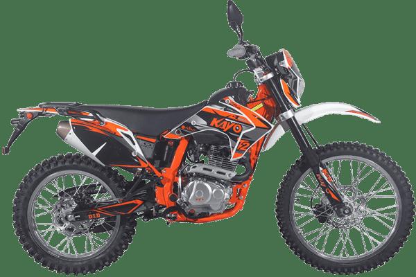 Мотоцикл KAYO T2 250 ENDURO (2019 г.)