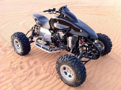 Ремонт квадроциклов Suzuki