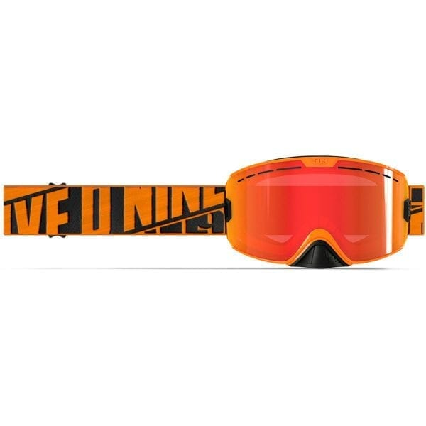 509 Очки  Kingpin, взрослые (Particle Orange)