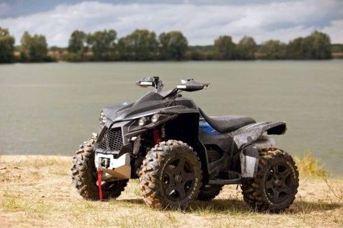Ремонт квадроциклов Baltmotors