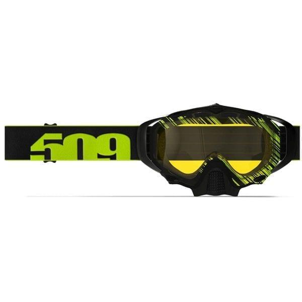 509 Очки  Sinister X5, взрослые (Hi-Vis Black)
