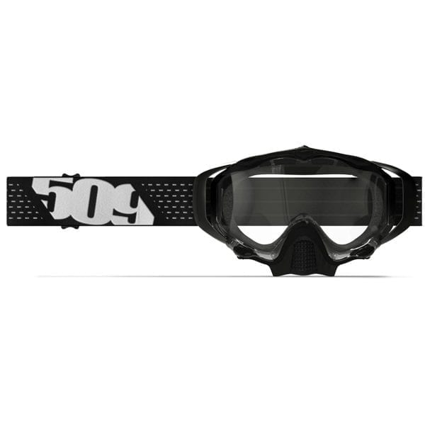509 Очки  Sinister X5, взрослые NightVision (Black)