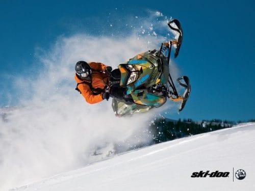 Ремонт снегоходов BRP