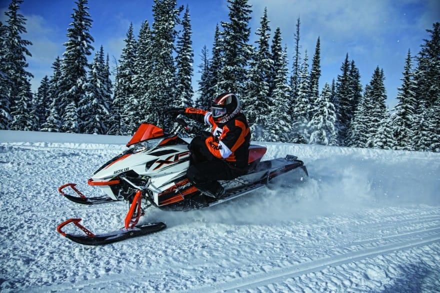Обзор Arctic Cat XF 7000 CrossTour 2014