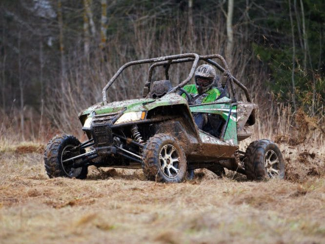 Обзор Arctic Cat Wildcat 1000