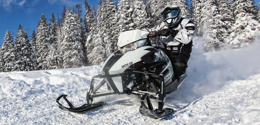 Обзор снегохода Arctic Cat XF Cross Country 7000 Sno Pro