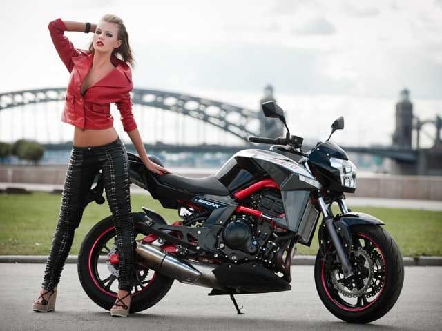 Мотоциклы CFMOTO – отличное решение городских проблем