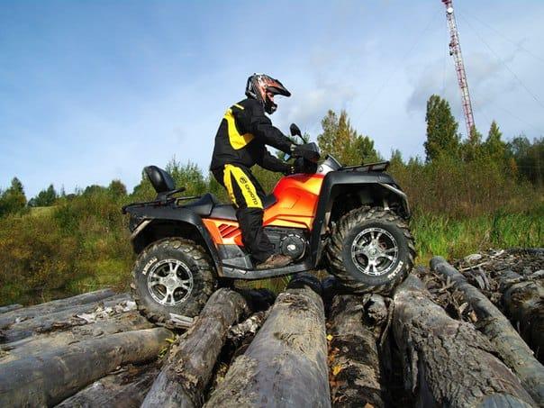 Квадроциклы (ATV) – сложности на дороге это не про них