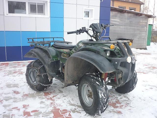 Квадроцикл Apache 150