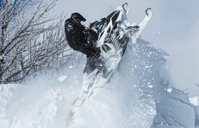 Обзор Arctic Cat M8000 Sno Pro и Sno Pro Limited 2014