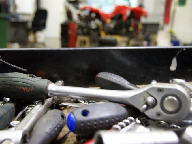 Квадроцикл Армада ремонт