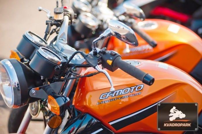 Мотоцикл CF150 Leader