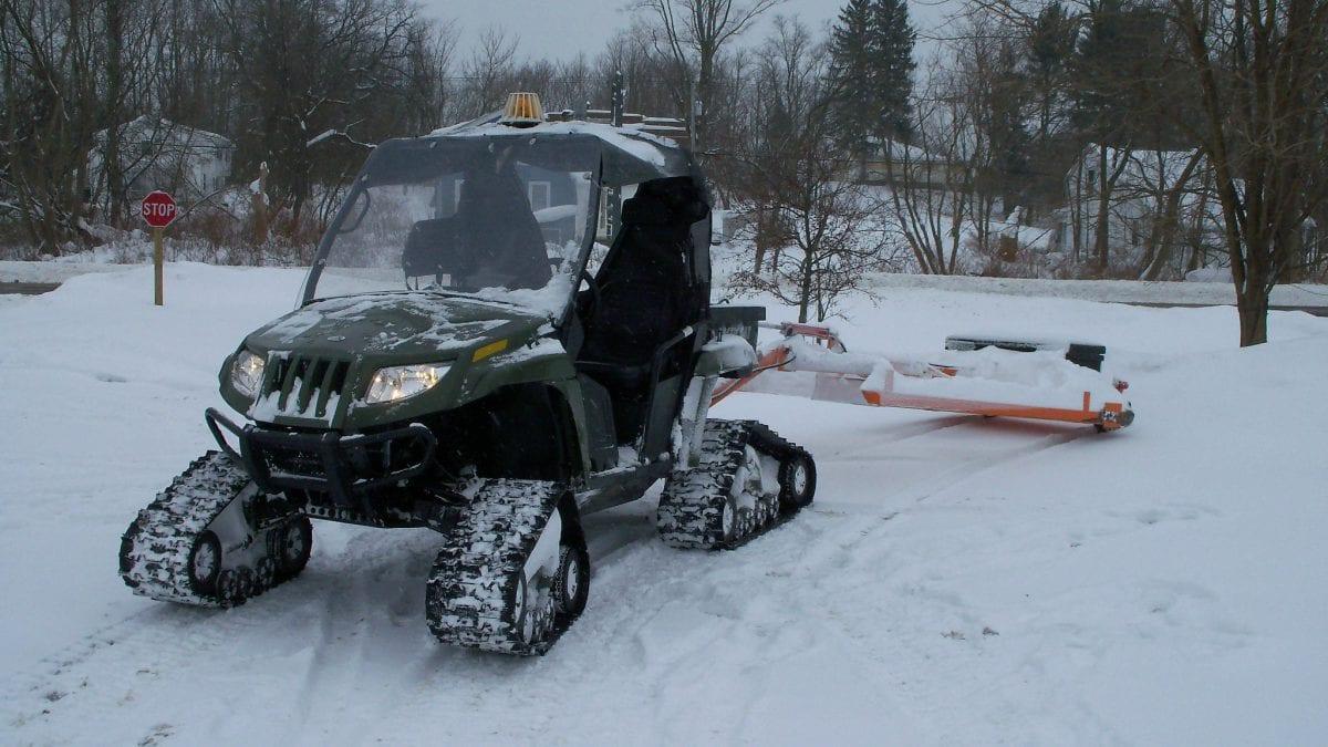 Обзор квадроцикла Arctic Cat Prowler XTX 700