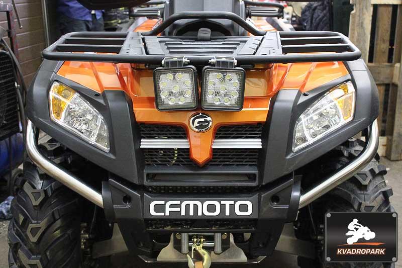 Дополнительный свет для CFMOTO X8