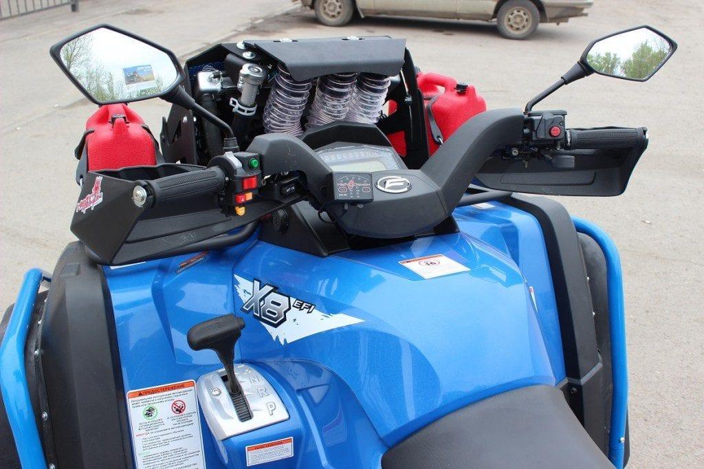 Квадроциклы CFMOTO X8 EPS
