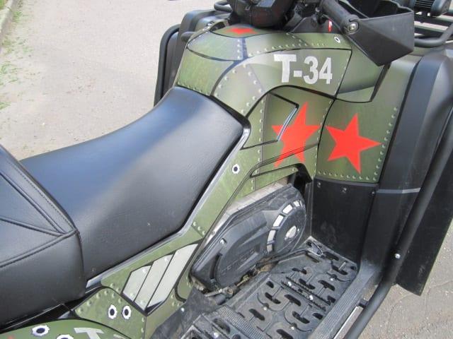 Квадроцикл CFMOTO X8 — Т 34